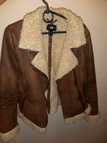 Дублянка (куртка) жіноча коротка