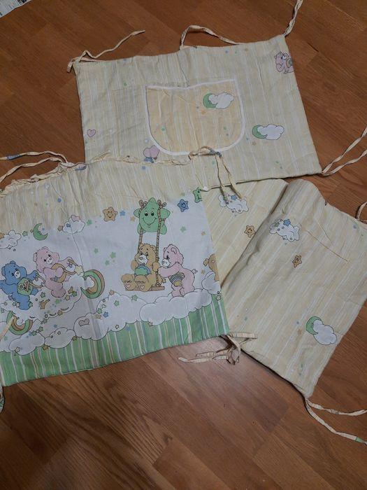 Защита на детскую кровать ( бампер) Киев - изображение 1