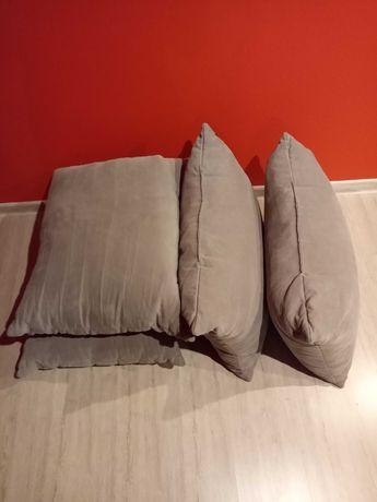 Poduszki dekoracyjne Duże z narożnika 70x50