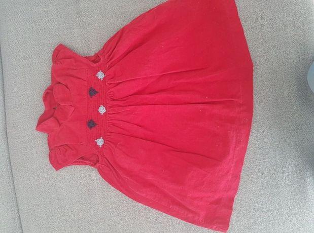 Sukienki rozmiar 68 - 5 sztuk
