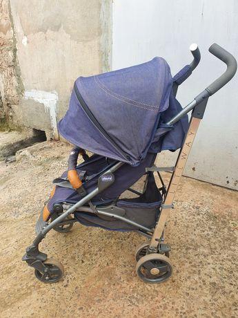 Прогулочная коляска Chicco Чико трость Lite way3 liteway3