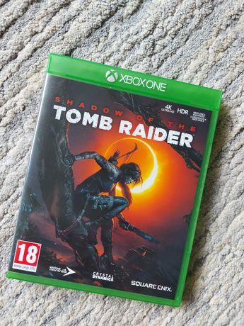 TOMB RAIDER na XBOX ONE w polskiej wersji językowej