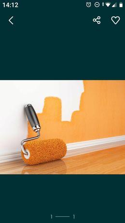 Malowanie,sufity podwieszane, gładzie itp.