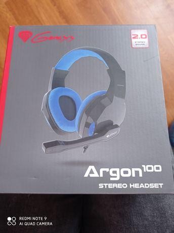 Słuchawki Genesis Argon 100