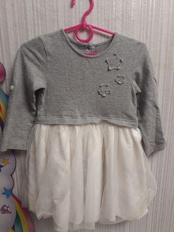 Платье на девочку 2- 3 года
