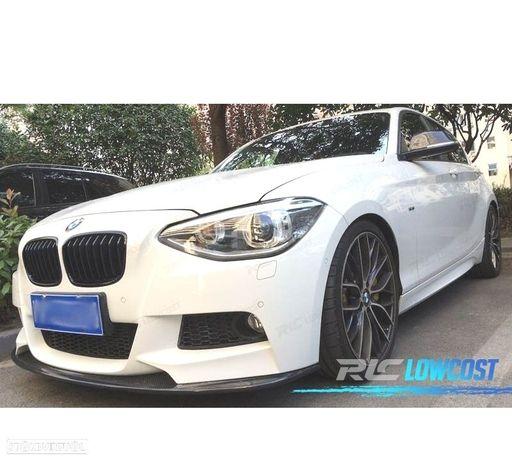 BMW SERIE 1 F20 F21 LIP SPOILER LIP FRONTAL PACK M (11- )