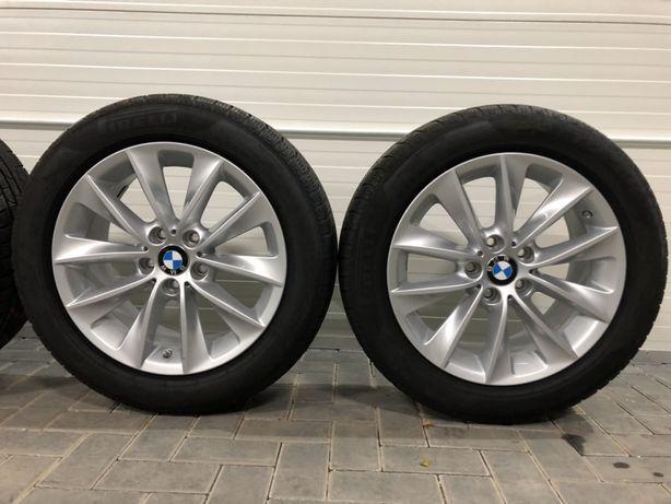 Koła felgi aluminiowe styling 307 BMW X3 +opony 245/50r18!