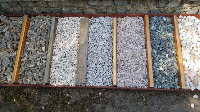 Kamień ozdobny ogrodowy , tłuczeń-kruszywo NAJLEPSZA CENA