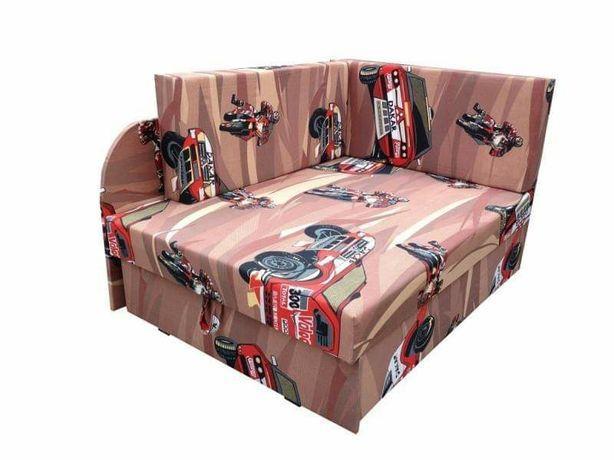 Narożnik Dziecięcy Kubuś Wyprzedaż Sofa Fotel Promocja