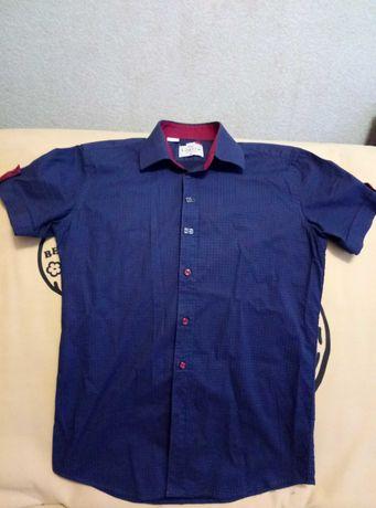 Рубашки для мальчика 9-11 лет