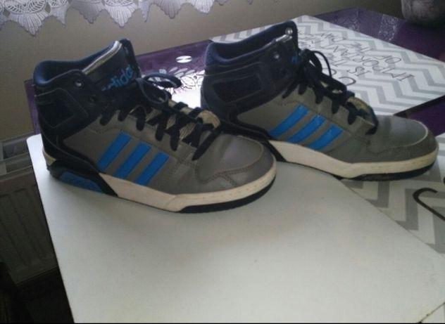 Buty Adidas sportowe skejty r.38.5 wkład.24.5 cm