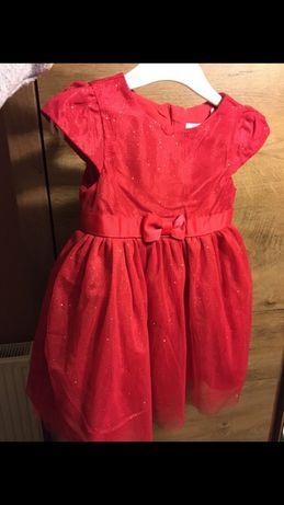 Nowa sukienka Cool Club Smyk 86 CM