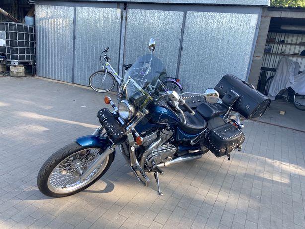 Suzuki intruder 800 prywatnie od motocyklisty