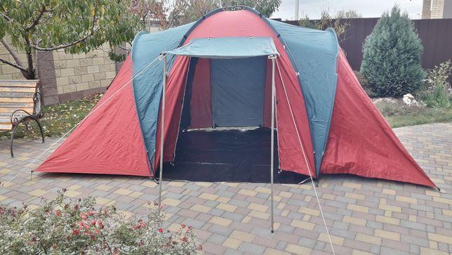 Палатка большая Challenge Nylon 4 места