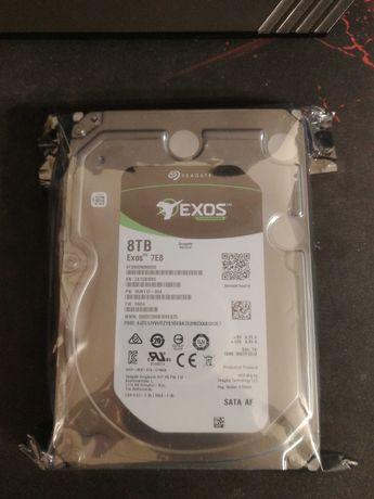 Жесткий диск Seagate Exos 8 Tb 7200 RPM (ST8000NM0055)