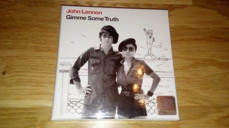 John Lennon - Gimme Some Truth 4cd box