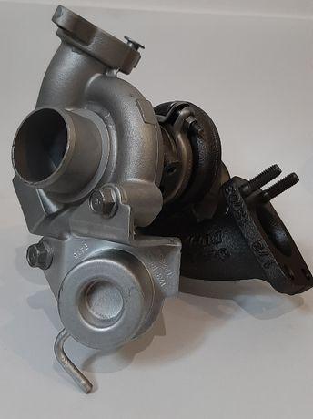 Turbina PSA Fiat Ford 1.6HDi 90KM