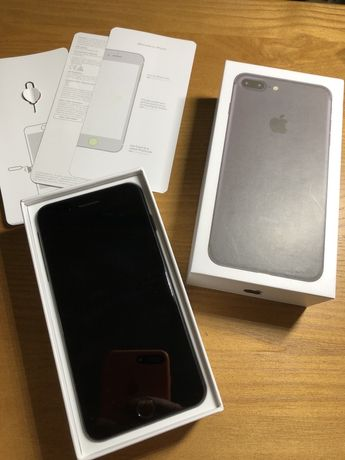 iPhone 7 plus 32Gb Neverlock идеал