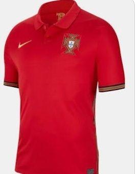 Camisola oficial seleção Nacional