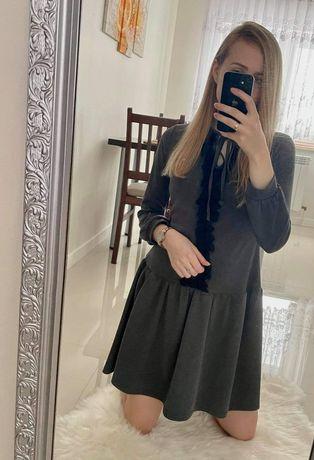 Dzianinowa sukienka Mosquito xs