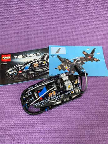 Lego technic 2 in 1 - Автомобиль/самолет (42002) оригинал