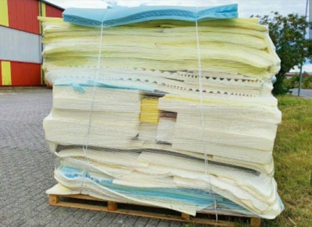 Pianki tapicerskie HR, PU, VISCO oraz żelowe