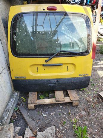 Klapa tył Renault Kangoo ładna