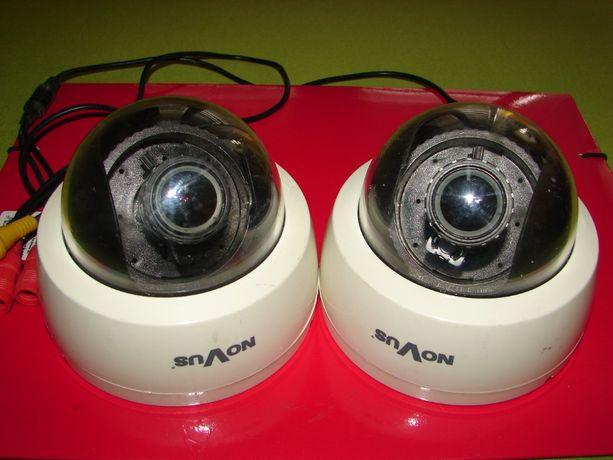 Kopułkowa kamera NOVUS BC2404D 600TVL - 10 sztuk