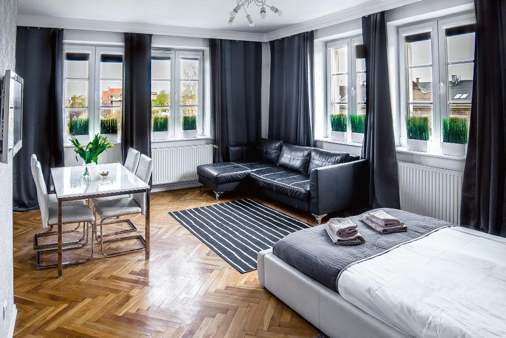 Apartamenty z jacuzzi-Stare Miasto Kraków. Bony.