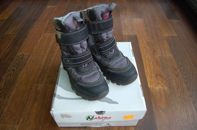 """Buty """"śniegowce"""" chłopięce Naturino 30"""