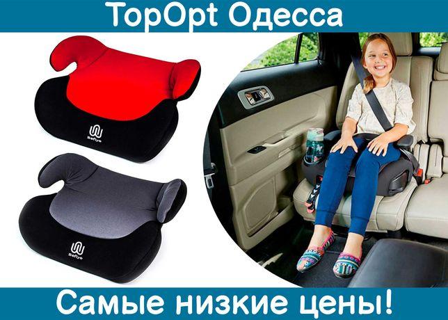 Бустер детский, автокресло для детей от 3-х до 12-ти лет (15-36 кг)