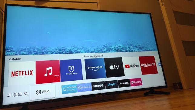 Smart TV 4k Samsung 49 cali