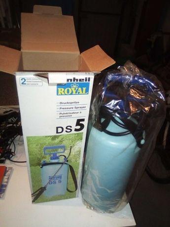 Pulverizador de pressão einhell Royal D5