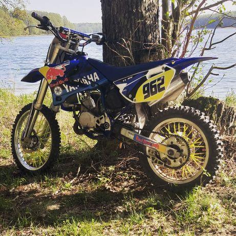 Yamaha yz 85 po remoncie