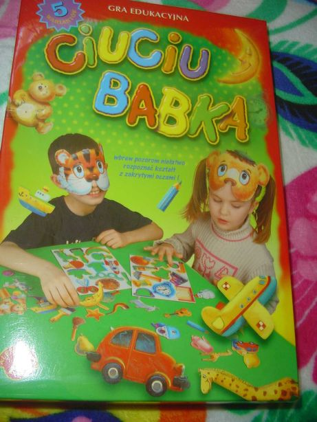 zestaw gier dla dzieci 5-6 lat