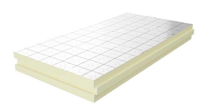 Płyty Izolacyjne Poliuretowe PIR, ocieplenia pasywne, podłoga - dach