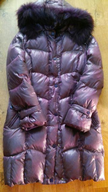 Пальто куртка пуховик New mark 48 размер