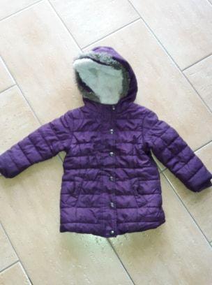 sprzedam kurtkę dla dziewczynki na 3-4 latka