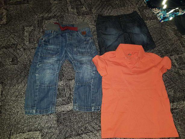 Ubrania chłopiec rozmiar 98