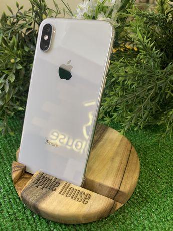 IPhone Xs Max 64 Silver Neverlock Гарантия до 12 мес Магазин