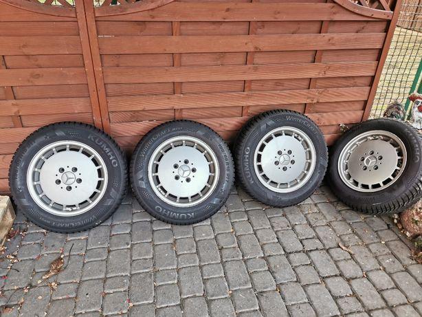 Koła zimowe Mercedes 5x112 R15 195/65/15 w201 w202 w124