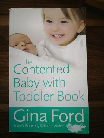 Gina Ford Contented Baby with Toddler book