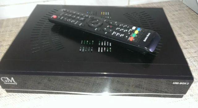 Dekoder tuner Golden Media UNI-BOX 2 HDTV PVR Combo (SAT+DVB-T+DVB-C)