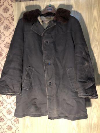 Куртка мужская натуральная овчина