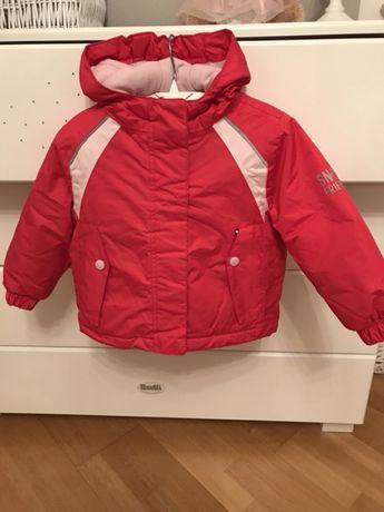 Komplet zimowy kurtka +spodnie