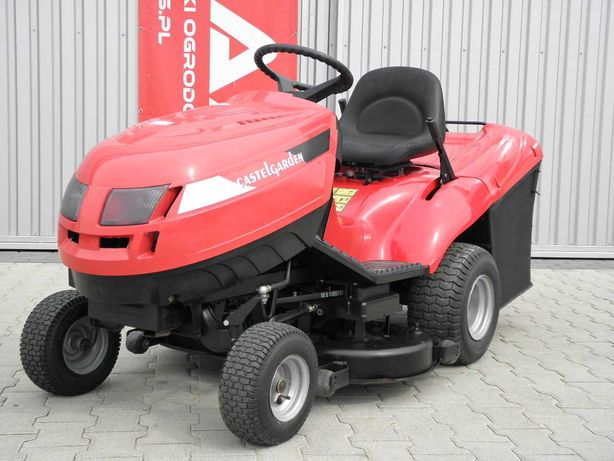 Traktorek kosiarka Castelgarden (300401) - Baras