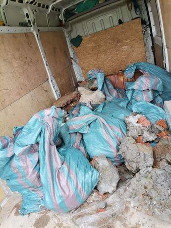 Likwidacja Utylizacja Wywóz mebli smieci gruzu z domów mieszkań piwnic