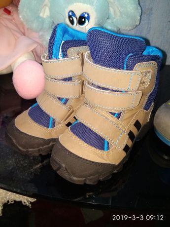 Сапоги, ботинки Adidas оригинал.