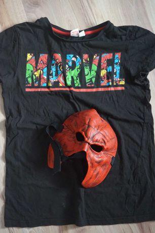 koszulka maska Marvell STRÓJ super bohatera