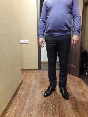 Классические зауженные брюки Arber